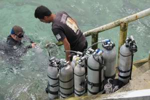 XR Nitrox Technical Diving 40m
