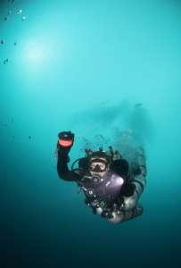 Trimix Tech Diving at Kasai Village Dive Academy