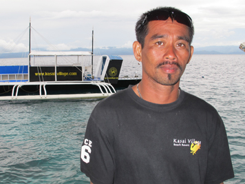 Toto Domugho Boat Crew