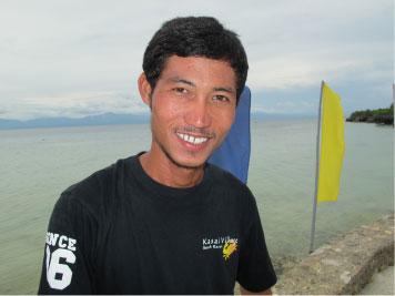Allan Cuizon RAID Divemaster