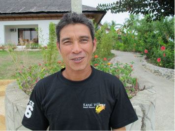 Tata Cabaron SSI Advanced Open Water Instructor