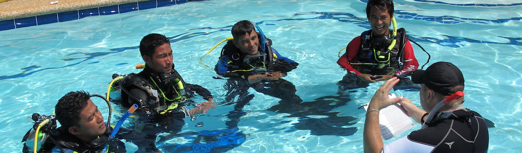 diving Internships Cebu