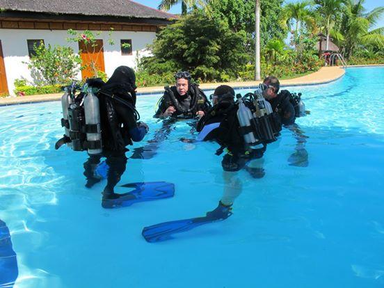 Rebreather Dive Course