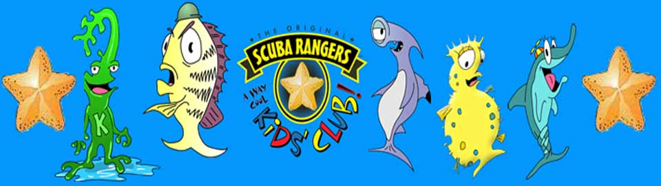 Scuba Ranger Club at Kasai Village