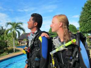Divemaster to Instructor Internship Program