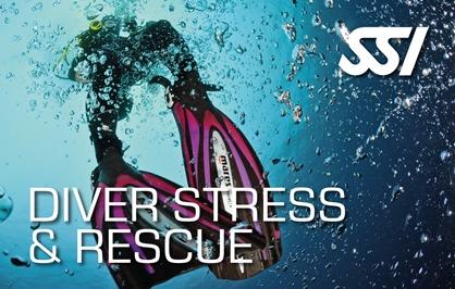 Stress & Rescue Diver Course at Kasai Village Dive Resort
