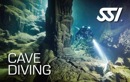 Cave Diver Course at Kasai Village Dive Academy