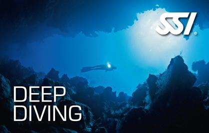 Deep Diver Course at Kasai Village Dive academy