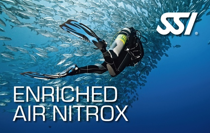 Enriched Air Nitrox Course at Kasai Village Dive Center