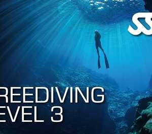 Freediving Level 3 Course at Kasai Village Dive Centre