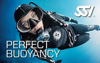 Perfect Buoyancy at Kasai village Dive Centre