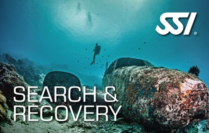 Search & Recovery Course at Kasai Village Dive Centre