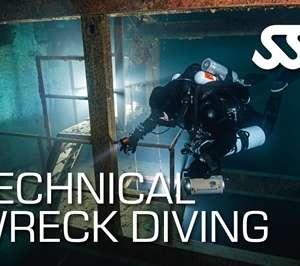 Technical Wreck Diving Course at Kasai Village Dive Academy